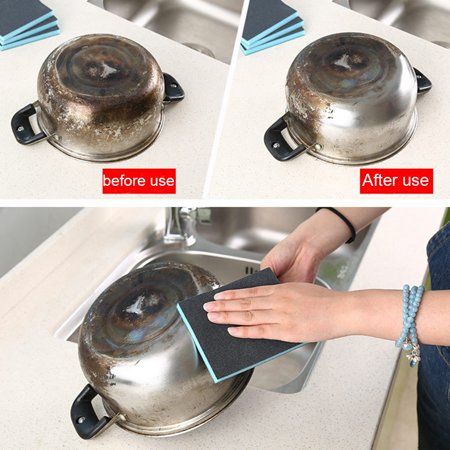 Home Appliances Nano Emery Magic Cleaning Brush Sponge Rub Pot Rust Focal Stains Removing Tool Vacuum Cleaner Parts
