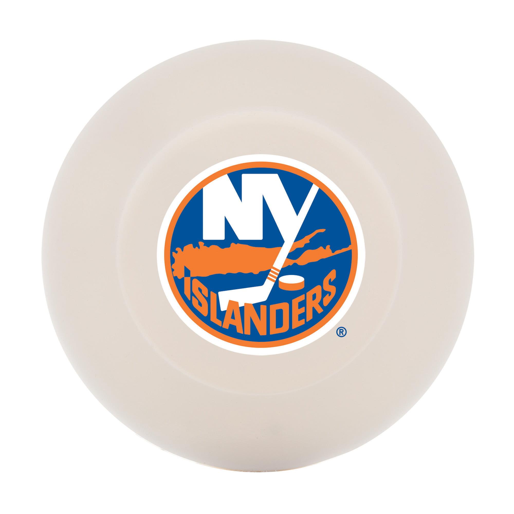 Franklin Sports NHL New York Islanders Street Hockey Puck