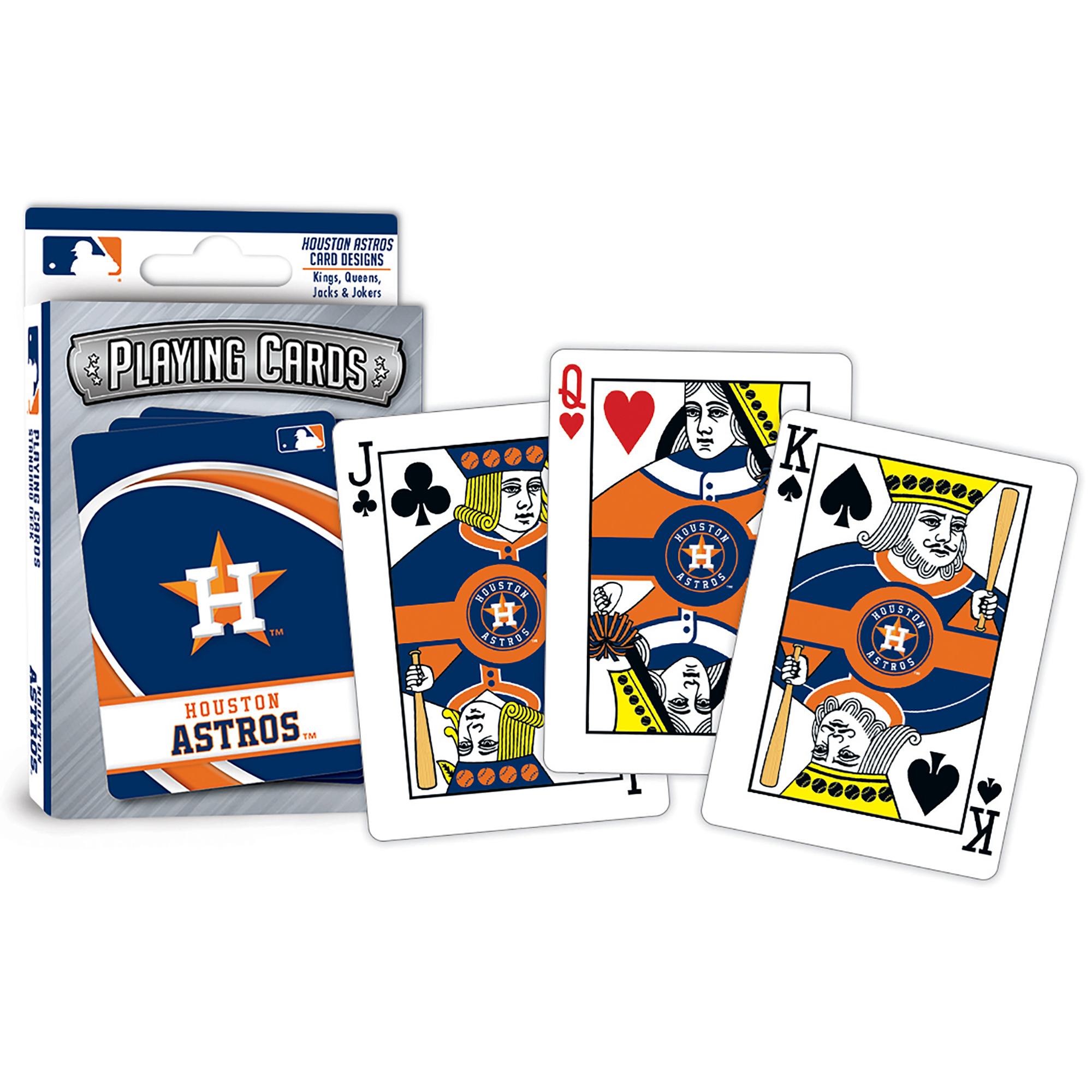 MLB Houston Astros Playing Cards