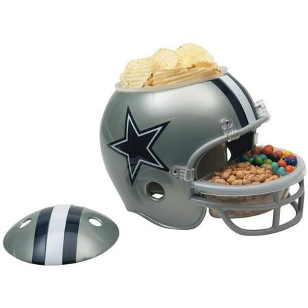 Dallas Cowboys WinCraft Party Snack Helmet - No Size - Dallas Cowboys Inflatable Helmet