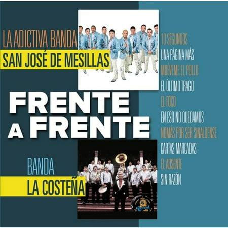 La Adictiva Banda San Jose De Mesillas & Banda La Costena: Frente A Frente](Halloween Banda De Metal)