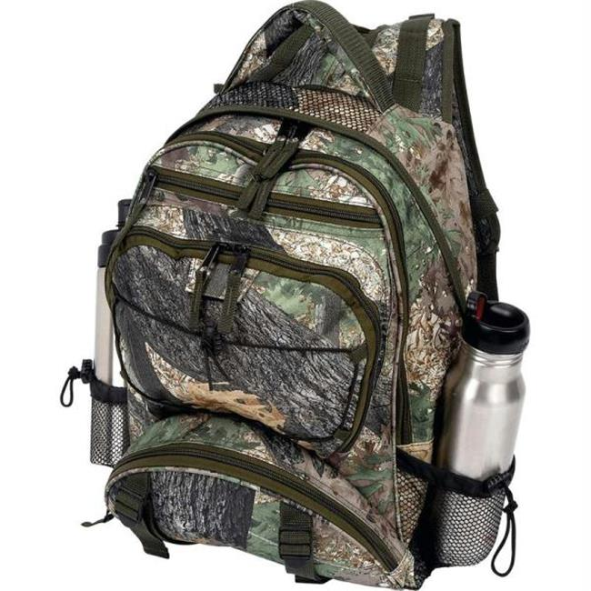 Extreme Pak Tree Camo Water-resistant 17 inch Backpack - LUBPTC
