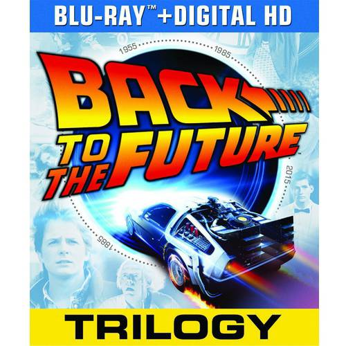 Back To The Future: 30th Anniversary Trilogy (Blu-ray + Digital HD) (With INSTAWATCH) (Widescreen)
