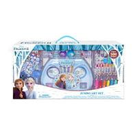Disney Frozen 2 Jumbo Art Set, Gift for Kids, 500+ Pieces