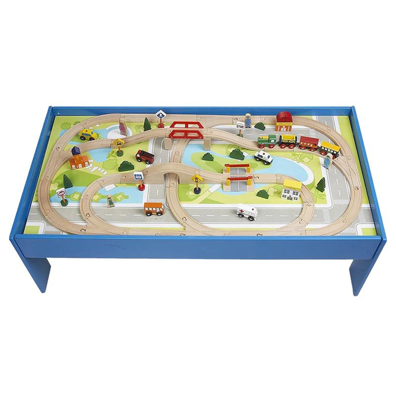 CHH Train Table with Train Set by Getting Fit