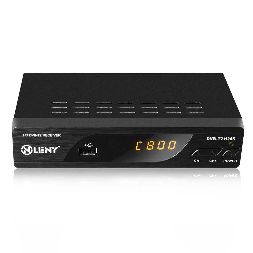 DVB-T2 H.265 Full HD 1080P High Definition Digital Terres...