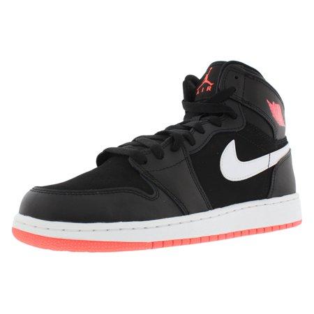 Nike Jordan Girl - Jordan Air Jordan 1 High Gradeschool Kid's Shoes Size