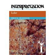 Interpretation: A Bible Commentary: Luke (Paperback)