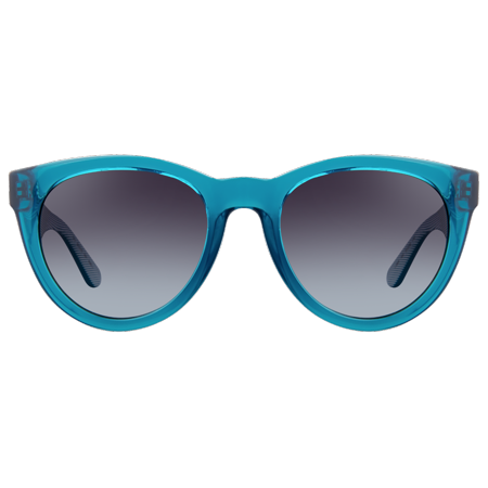 Lacoste L788S 440 Turquoise   Oval - Turquoise Sunglasses