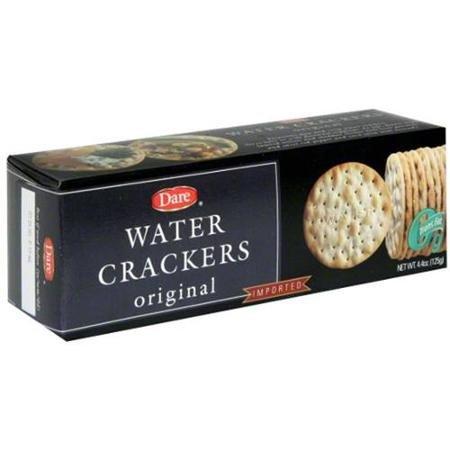 Dare Water Crackers Original 4.4 oz ()