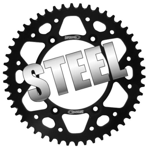 supersprox rfe 245 52 blk steel rear sprocket 52t walmart TTR 230 Specs