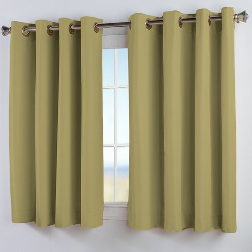 ricardo trading elegance insulated solid blackout thermal grommet