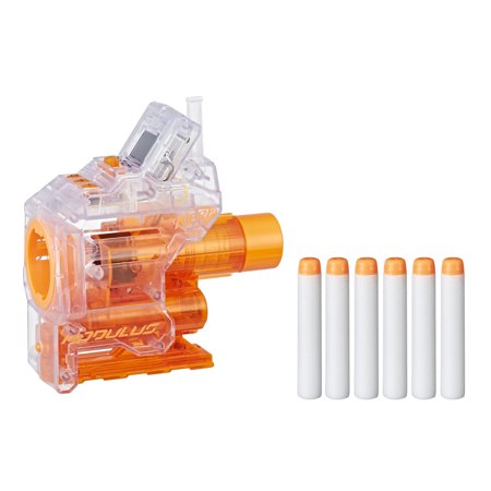 Nerf Modulus Ghost Ops ChronoBarrel, Ages 8 and Up
