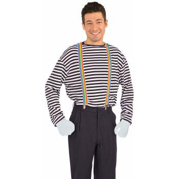 Clown Suspenders Halloween Costume Accessory - Clown Costume Accessories Adults