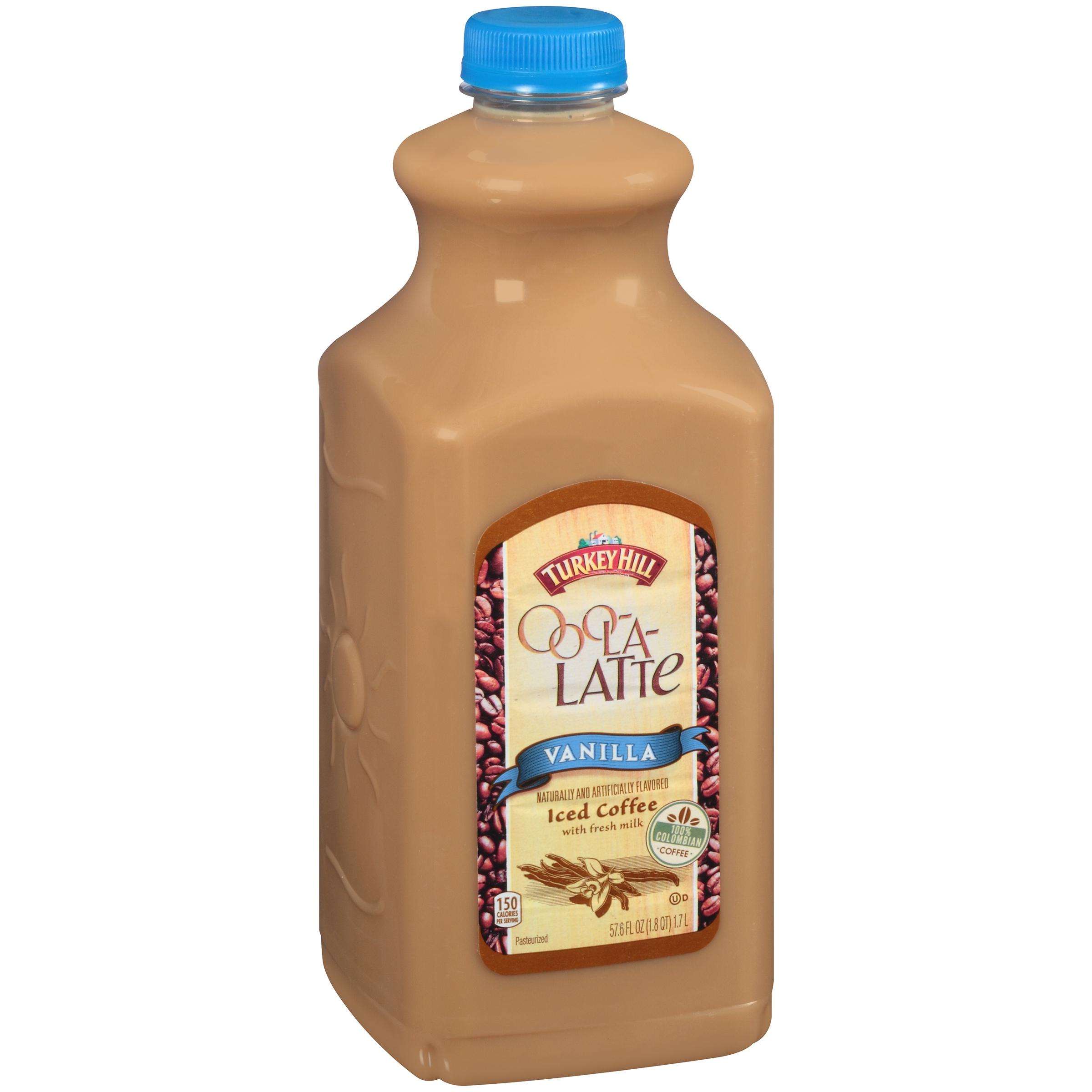 Turkey Hill Ooo-La-Latte Vanilla Iced Coffee, 57.6 Fl. Oz.