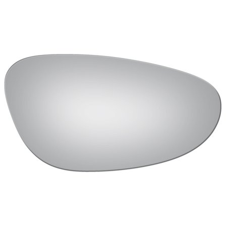 Burco 3624 Passenger Side Replacement Mirror Glass for Porsche 911, Boxster