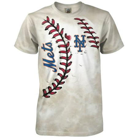 New York Mets Youth Hardball T-Shirt - Cream](N Mets)