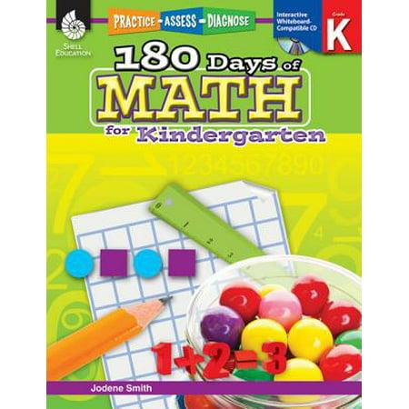 180 Days of Math for Kindergarten (Grade K) : Practice, Assess, - Halloween Kindergarten Math Centers