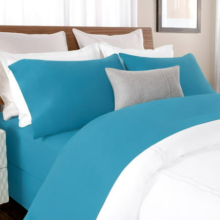 Briarwood Home 100Pct Cotton Solid Percale Sheet Set