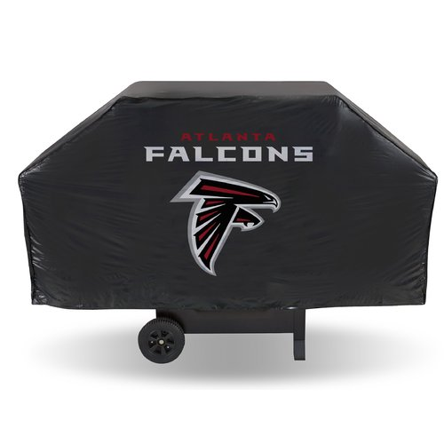 Rico Industries Falcons Vinyl Grill Cover by Rico Industries