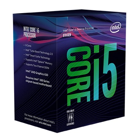 Widescreen Processor - Intel Core i5-8600K 3.6 GHz 6-Core LGA 1151 Processor