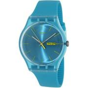 Men's Originals SUOL700 Blue Resin Swiss Quartz Watch