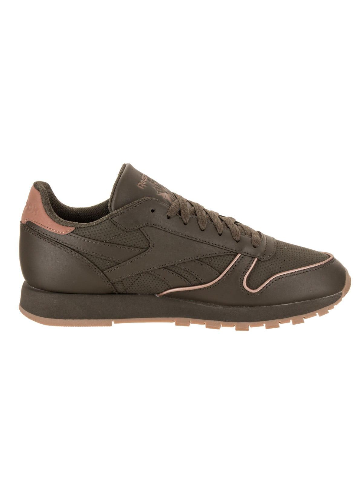 6fe295937bc Reebok - Reebok Men s Classic Leather Rm Casual Shoe - Walmart.com