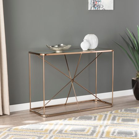 Pypera Art Deco Mirrored Console Table](Art Deco Table)