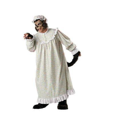 IN-13595122 Big Bad Wolf Halloween Costume for Men XLARGE By Fun Express