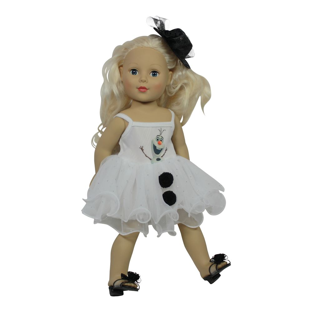 Arianna My Favorite Snowman Fits Most 18 inch Dolls