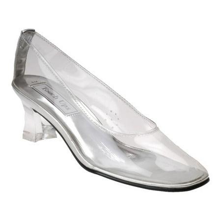 Cinderella Adult Shoes (Women's Touch Ups Cinderella)