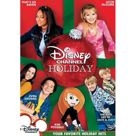 Disney Channel Holiday (DVD) (Halloween 1 Disney Channel)