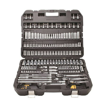 DEWALT 192PC MECHANICS TOOLS SET
