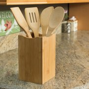 Home Basics 5 Piece Kitchen Tool Set with Holder