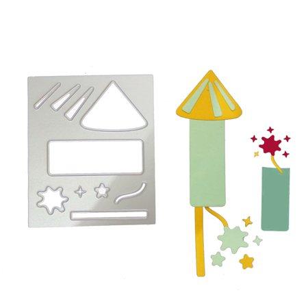 iLH Mallroom New Snowflake Metal Cutting Dies Stencils DIY Scrapbooking Album Paper Card