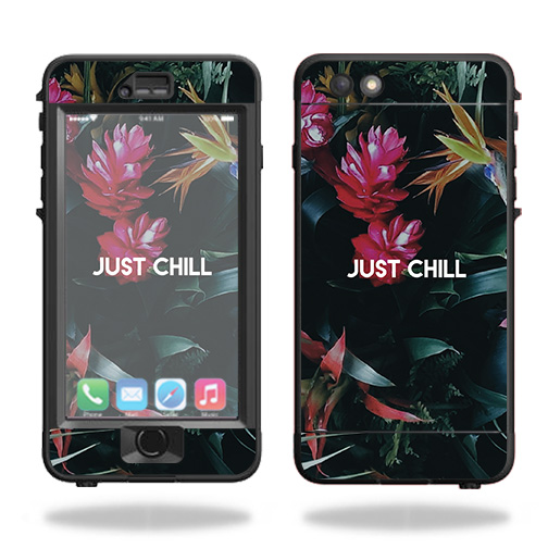 Skin For Lifeproof Nuud iPhone 6s Plus Case – Just Chill | MightySkins Protective, Durable, and Unique Vinyl Decal wrap cover | Easy To Apply, Remove, and Change Styles | Made in the USA