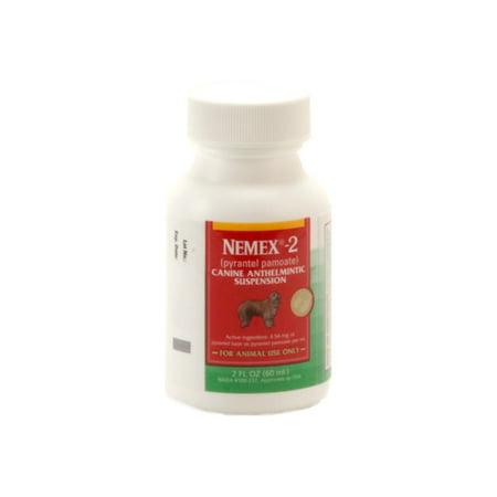 Nemex-2 Wormer by Pfizer: 2 oz (60 mL)
