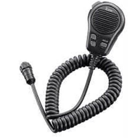 HM126RB Icom HM126RB Black Replacement Microphone - image 1 of 1