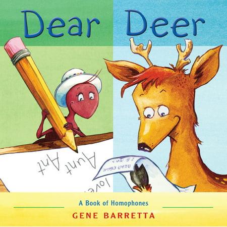 Dear Deer  A Book Of Homophones