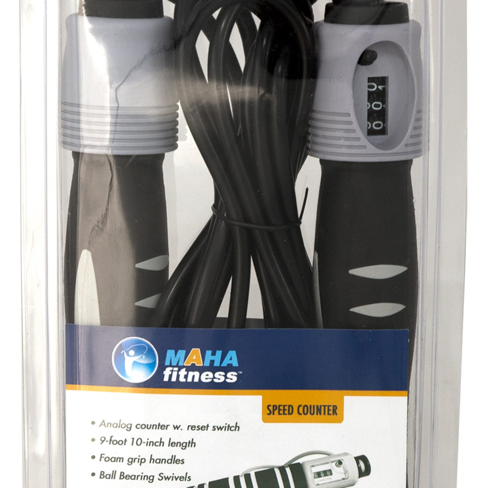 Maha Fitness Jump Rope with Counter