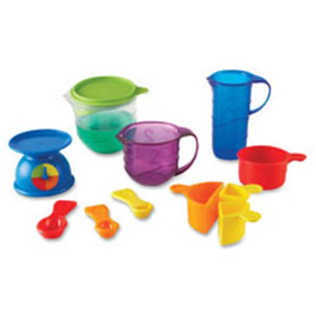Learning Resources LRN2783 Primary Science Mix & Measure Set