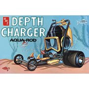 AMT 618 1:25 Depth Charger Aqua Rod  Plastic Model Kit