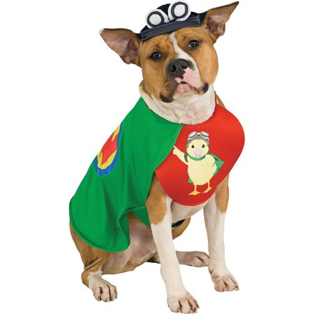 Halloween Costume - Ming Ming Duckling Cosutme for Dogs LG 18-20 in