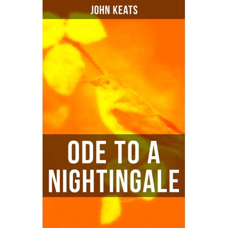 ODE TO A NIGHTINGALE - eBook