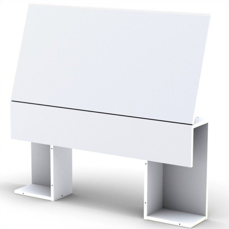 Nexera BLVD Storage Headboard
