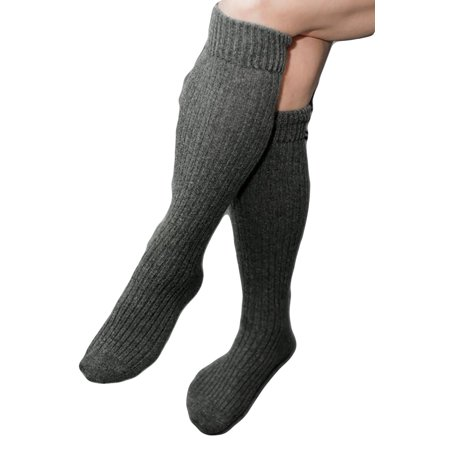 Cotton Extra Heavy Super Slouch Socks 2 Pack - (9-11,Dark Grey)](80s Slouch Socks)