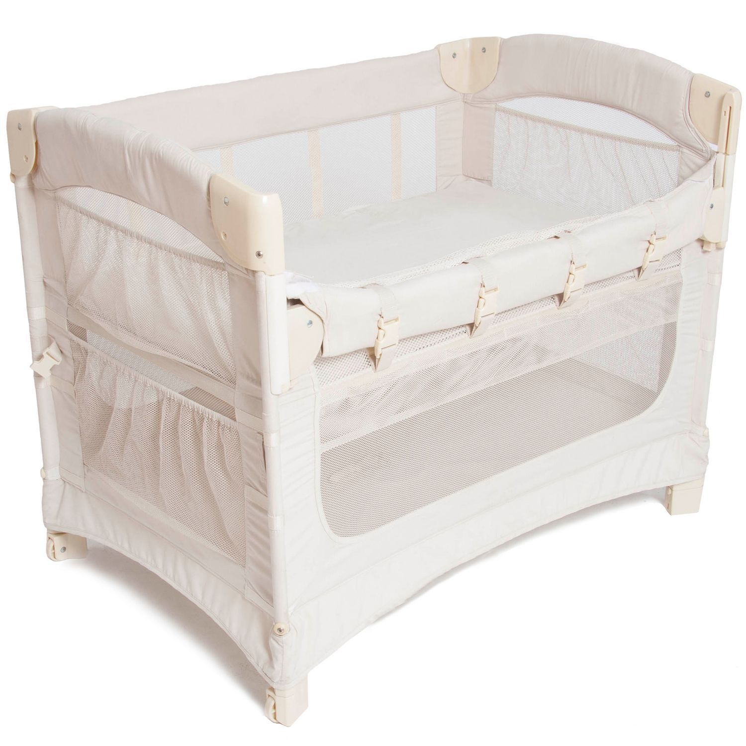 Ideal Ezee 3-in-1 Cosleeper w/Skirt - Natural