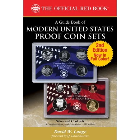 A Guide Book of Modern United States Proof Coin Sets - eBook