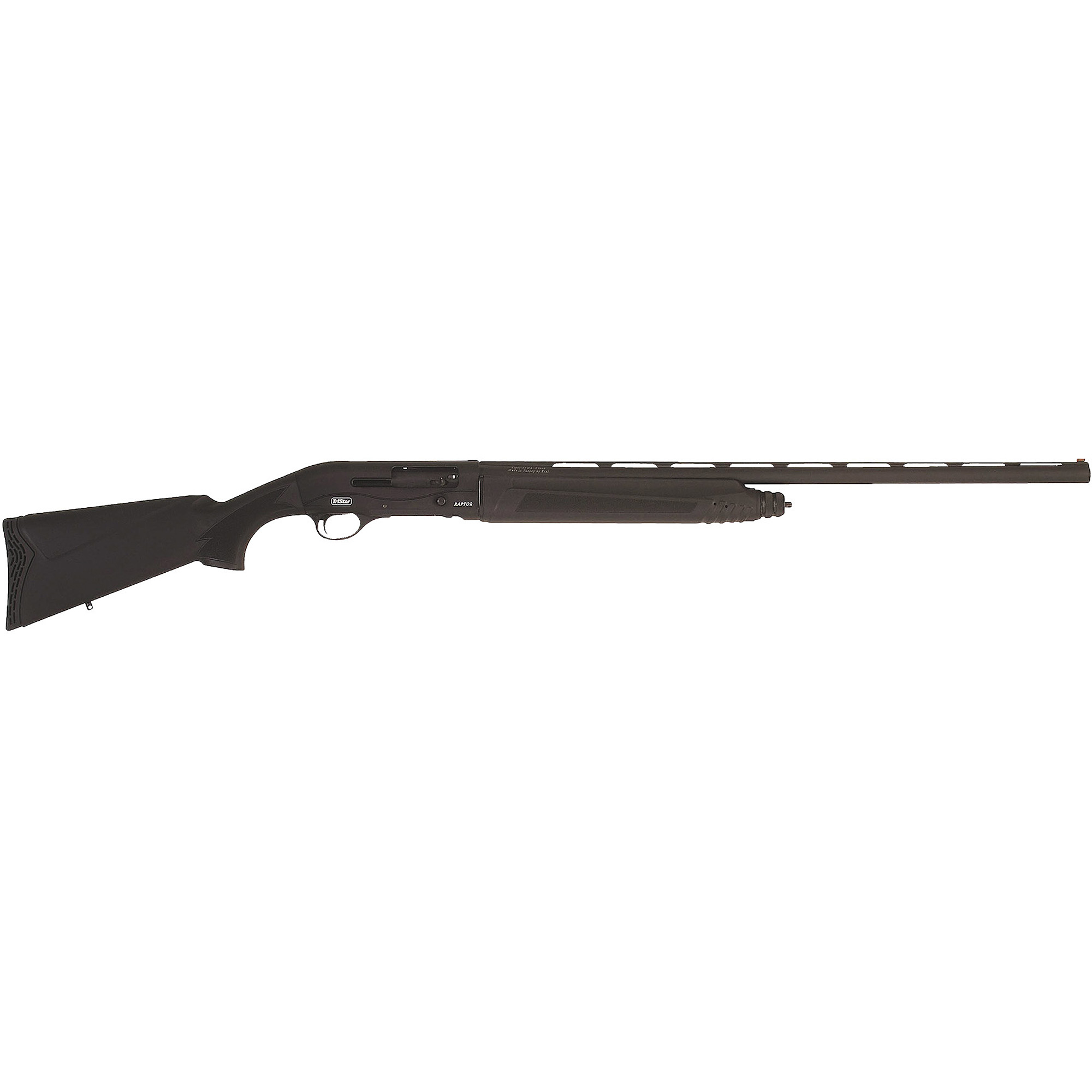 "DO NOT PUBLISH TriStar 20128 Raptor Semi-Automatic 12 Gauge 28"" 3"" Synthetic Stk Black"