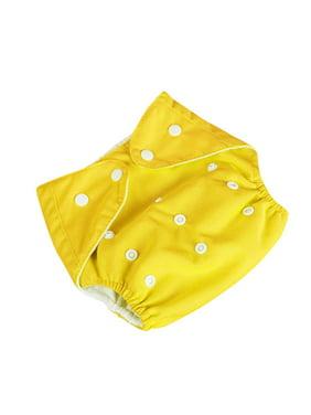 Finex Reusable Baby Infant Nappy Waterproof Soft Washable Diaper Panties